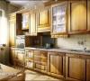 厨房样板间