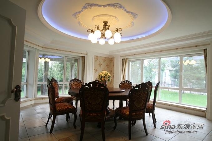 欧式 别墅 餐厅图片来自用户2772856065在碧水庄园A2户型—贵族的享受57的分享