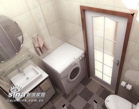 简约 四居 卫生间图片来自用户2738829145在简约不简单53的分享