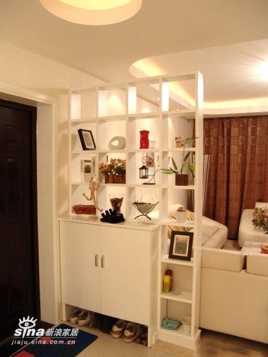简约 三居图片来自用户2738820801在三室两厅经典装修案例 甜蜜港湾绽放温馨233的分享