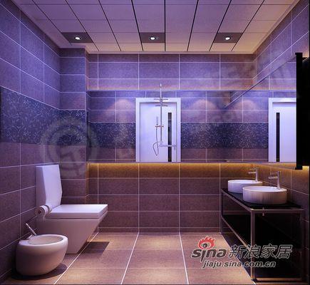 简约 二居 卫生间图片来自阳光力天装饰在温馨的家,就在这里!10的分享