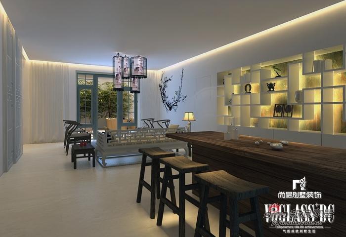 混搭 别墅 餐厅图片来自用户1907689327在568平新奢华保利垄上14的分享