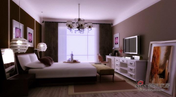 简约 二居 卧室图片来自用户2737950087在我的专辑513904的分享