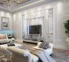 370平米欧式新古典风格别墅装修设计效果图24