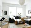 39平高雅简约北欧风情单身公寓39