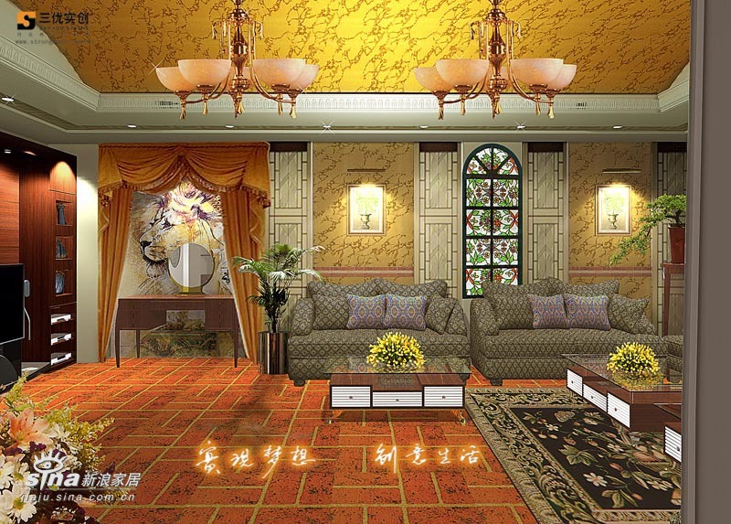 欧式 别墅 其他图片来自用户2746889121在温哥华森林别墅28的分享