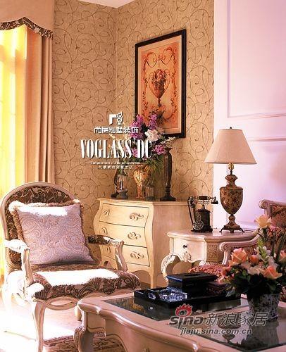 美式 别墅 客厅图片来自用户1907686233在【多图】中年夫妻170平美式乡村空间24的分享