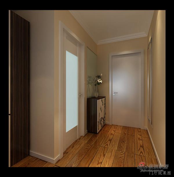 实创装饰-门厅