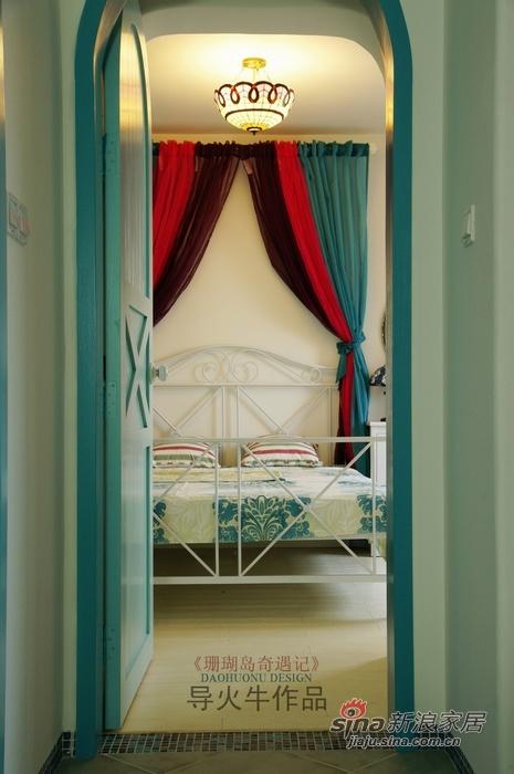 田园 三居 卧室图片来自用户2737946093在珊瑚岛奇遇记213的分享