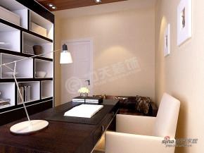 港式 三居 书房 白领图片来自阳光力天装饰在雍景华府-三室两厅一厨两卫-港式风格33的分享