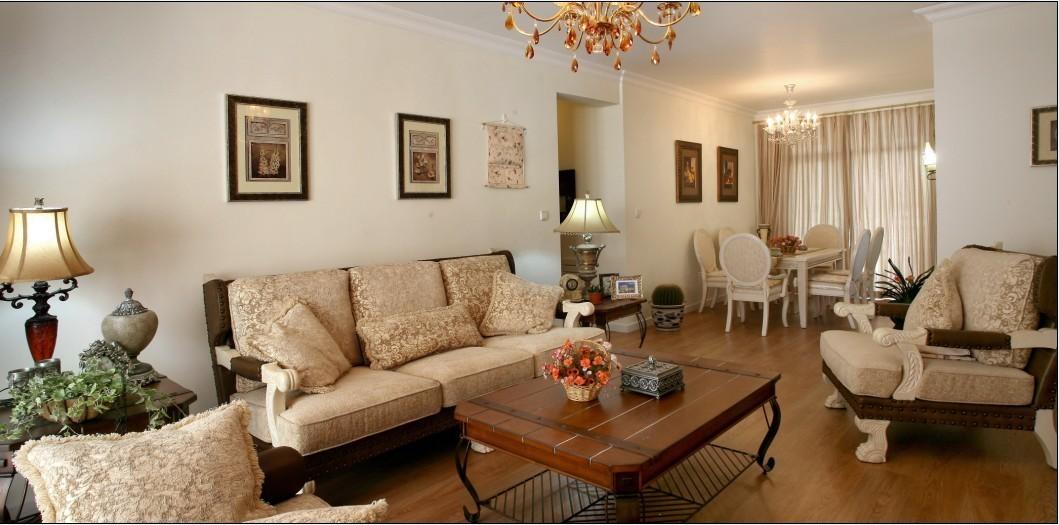 田园 二居 客厅图片来自用户2737946093在90平米田园2居室实景图装修仅需6万85的分享