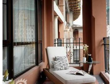 舒适的阳台32
