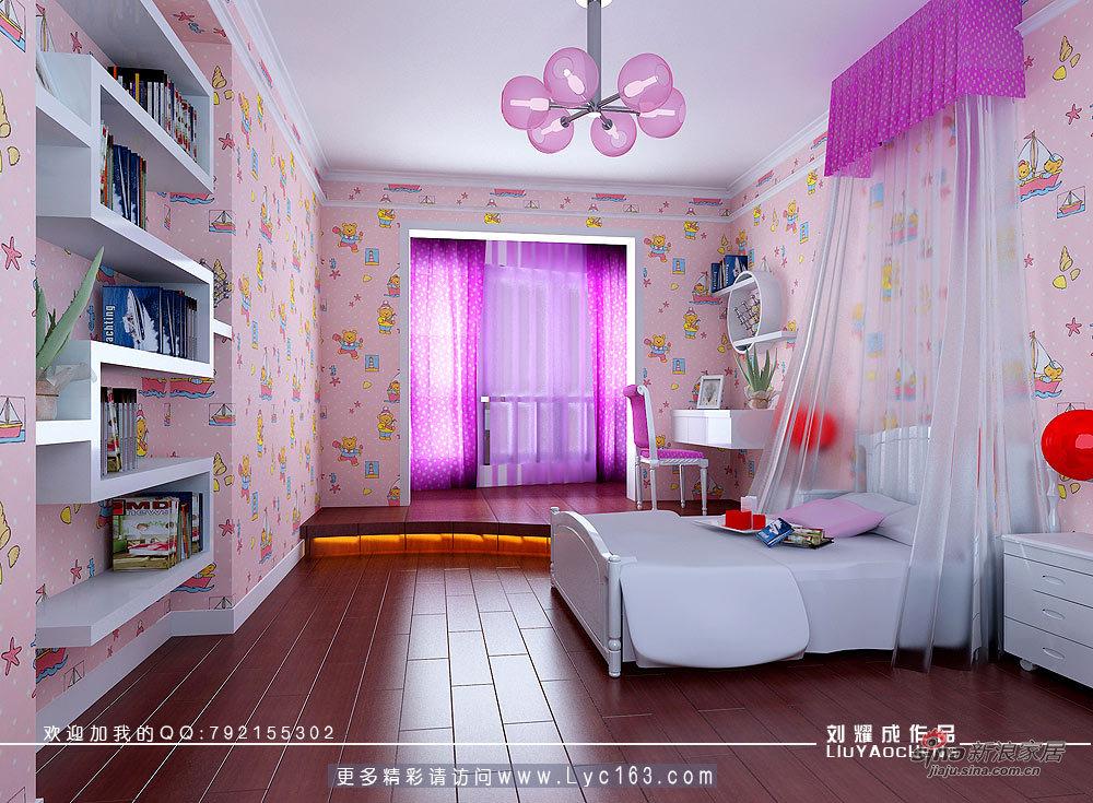 简约 三居 卧室图片来自用户2745807237在雅致--简约95的分享