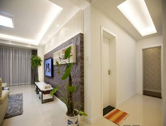 简约 三居 客厅图片来自用户2737735823在丨温馨实景图丨10万精装128平米现代简约二居16的分享