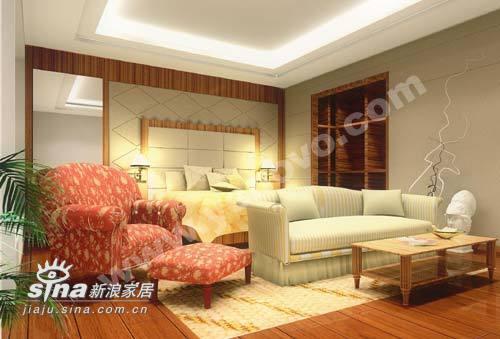 其他 三居 卧室图片来自用户2557963305在业之峰装饰精品设计师作品89的分享