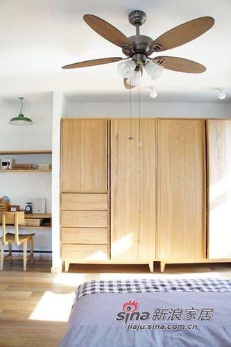 简约 三居 卧室图片来自用户2556216825在日式风格81的分享