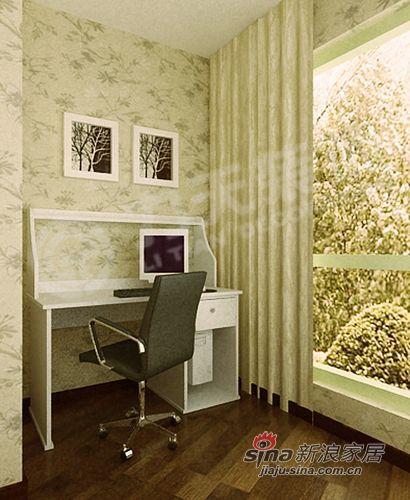 欧式 二居 阳台图片来自阳光力天装饰在品味在不经意中流露--犀地58的分享