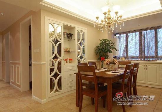 简约 三居 餐厅图片来自用户2739153147在细节透细致 雅致三居是谁家13的分享