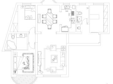 打造自由浪漫的婚房62