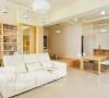 80平两房极简环保乐活屋