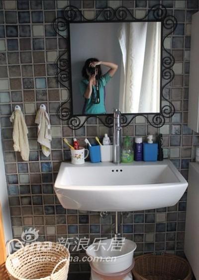 欧式 别墅 客厅图片来自用户2772873991在120方乡村风53的分享