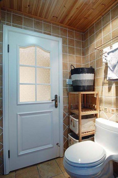 简约 三居 卫生间图片来自用户2738845145在15万装146㎡简欧混搭婚房82的分享