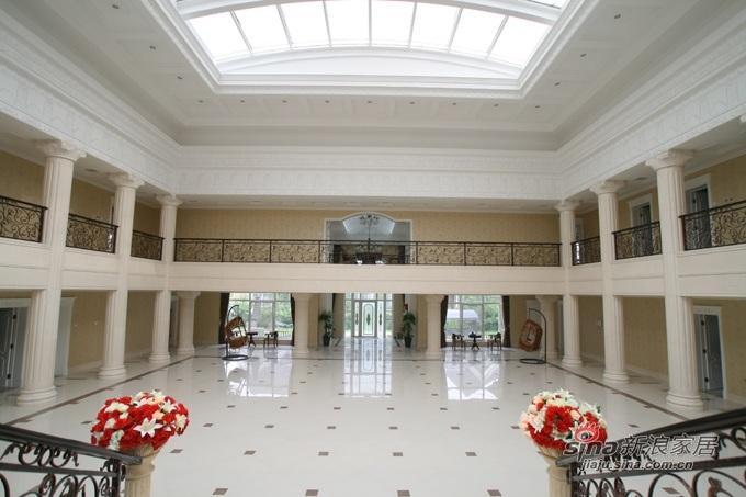 欧式 别墅 楼梯图片来自用户2772856065在碧水庄园A2户型—贵族的享受57的分享
