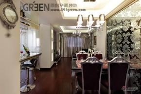 新古典 二居 餐厅 白富美图片来自阁韵空间装饰在【高清】9.6万打造88平萄醉馨古典62的分享