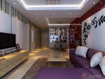 中国铁建国际城简约风格设计50