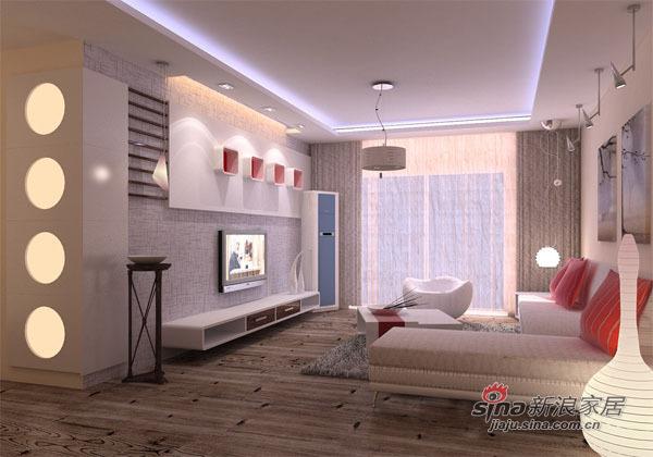 其他 其他 其他图片来自用户2558757937在多款2012客厅电视背景墙效果图71的分享