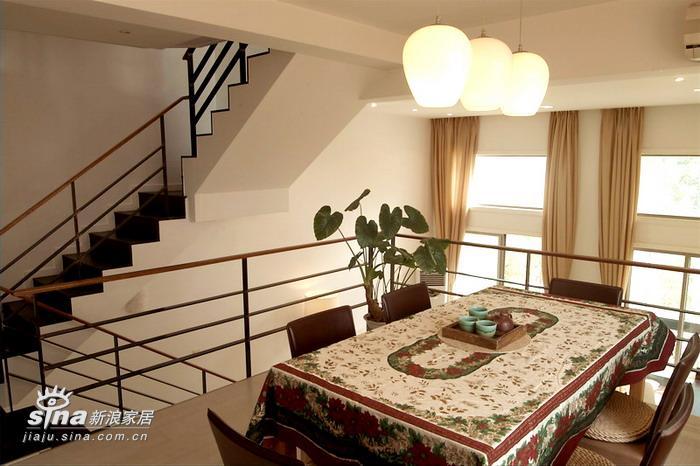中式 别墅 餐厅图片来自用户2757926655在轻快的新中式28的分享