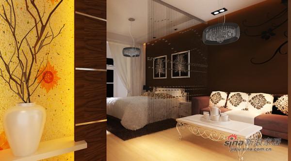 客厅卧室设计