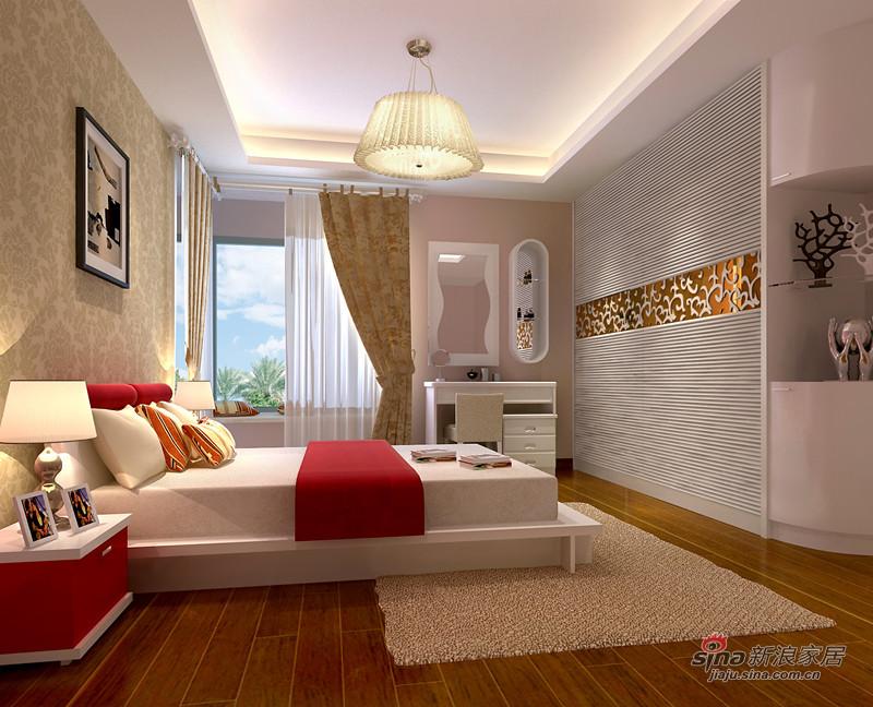 简约 二居 卧室图片来自用户2739153147在我的专辑227507的分享