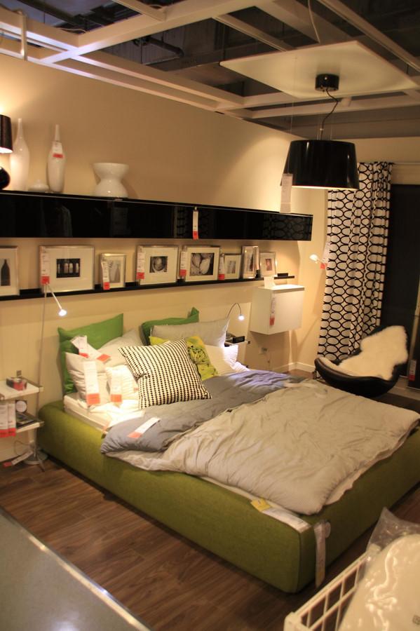 宜家 卧室图片来自用户2739081033在默认石榴记的分享