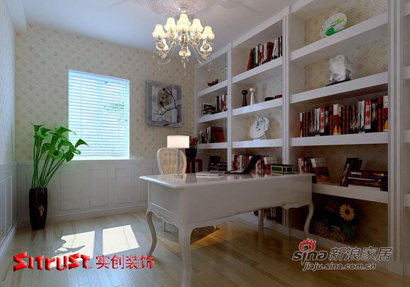 欧式 别墅 书房图片来自用户2772873991在湾流汇实用的欧式奢华设计35的分享
