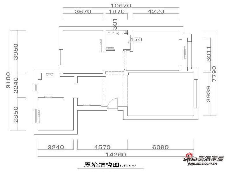 简约 二居 其他图片来自用户2738845145在8.5万铸造简约奢华的三居室54的分享