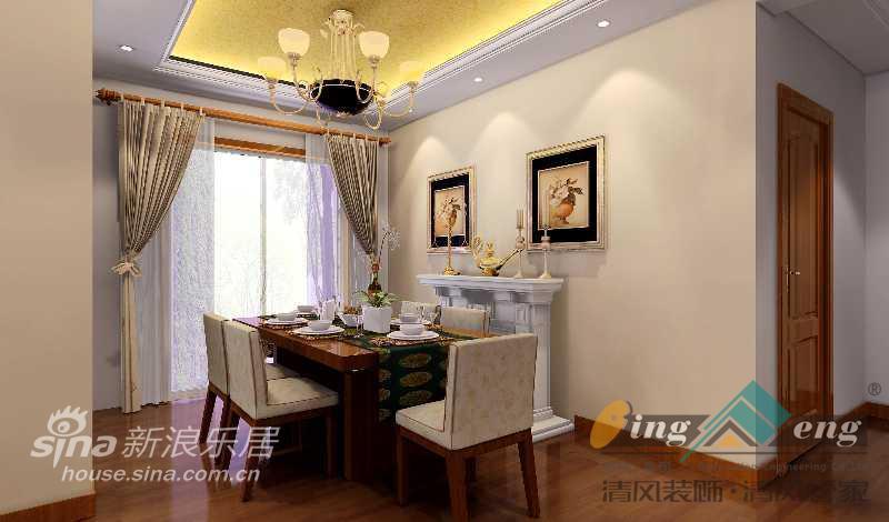 其他 别墅 客厅图片来自用户2737948467在苏州清风装饰设计师案例赏析697的分享