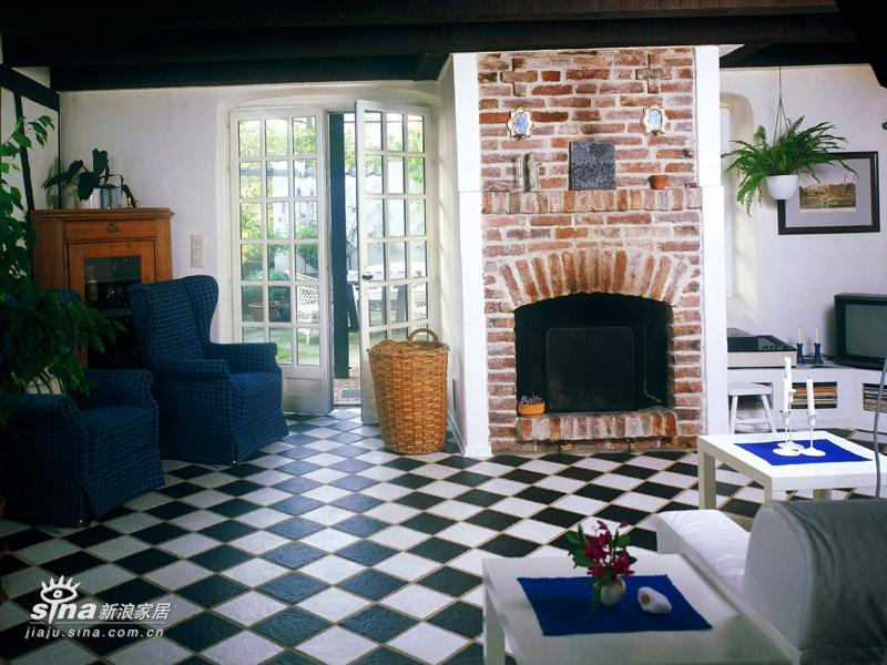 欧式 其他 客厅图片来自用户2772856065在田园风格新时尚 家居的自然清新原色(六)70的分享