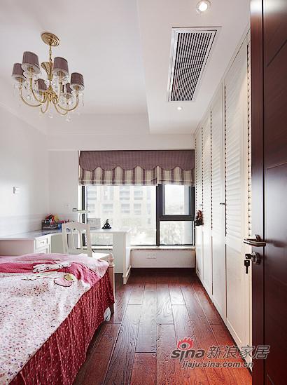 新古典 三居 儿童房图片来自用户1907701233在【高清】8万装126平新古典时尚大气家31的分享