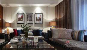 港式 二居 客厅 舒适图片来自用户1907650565在【高清】86平现代港式风情两居室44的分享