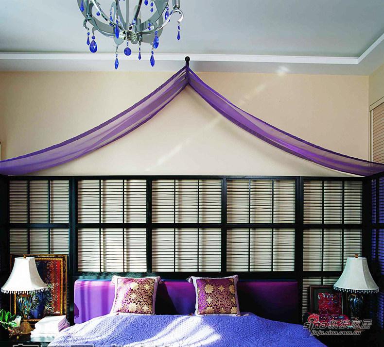 简约 三居 卧室图片来自用户2558728947在两室两厅打造完美生活休闲居室87的分享