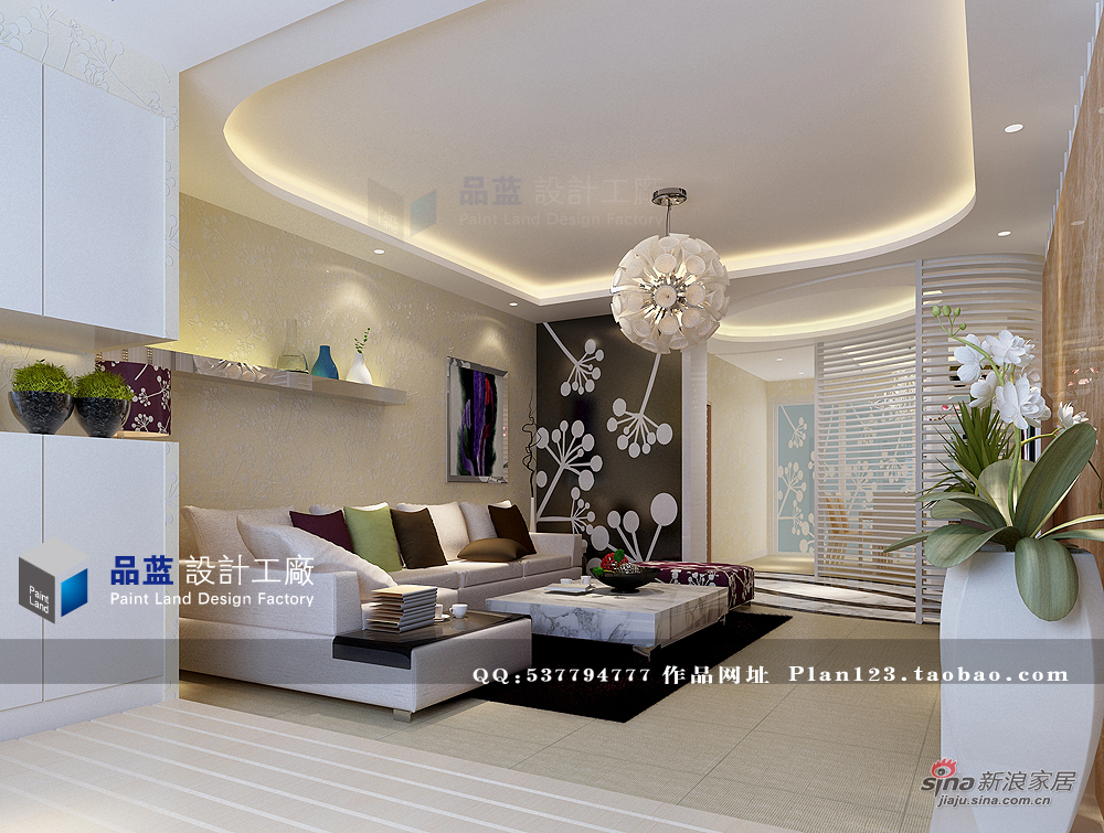 简约 其他 客厅图片来自用户2738845145在《多姿多彩》--170平米样板房69的分享