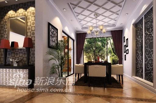 欧式 别墅 餐厅图片来自用户2772856065在龙发装饰苏州公司湖滨一号案例28的分享