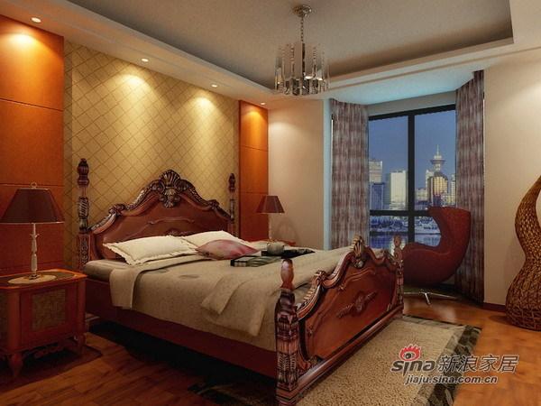 欧式 三居 卧室图片来自用户2746869241在我的专辑205025的分享