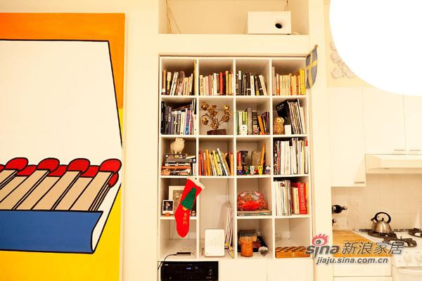 欧式 复式 书房图片来自用户2772856065在三口之家8万简约风108平两房两厅72的分享