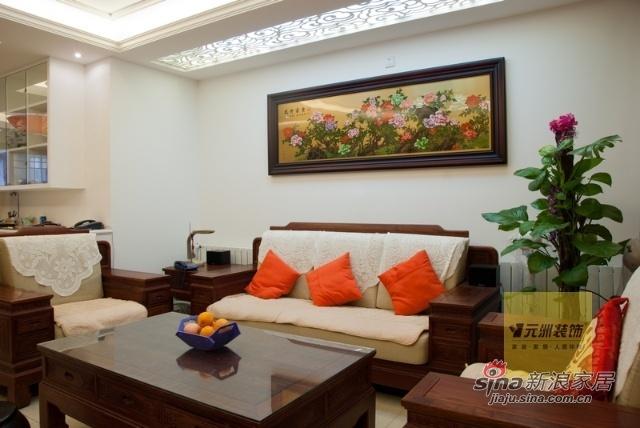 欧式 三居 客厅图片来自用户2746953981在中式古典风53的分享