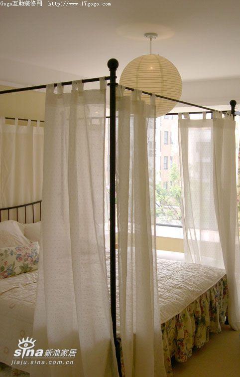 欧式 四居 卧室图片来自用户2772856065在英式风格田园家一83的分享