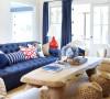 感受多姿多彩生活 22款色彩混搭客厅