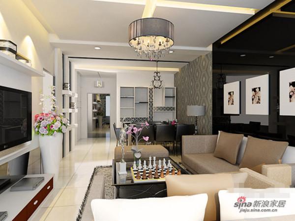 靓丽的客厅