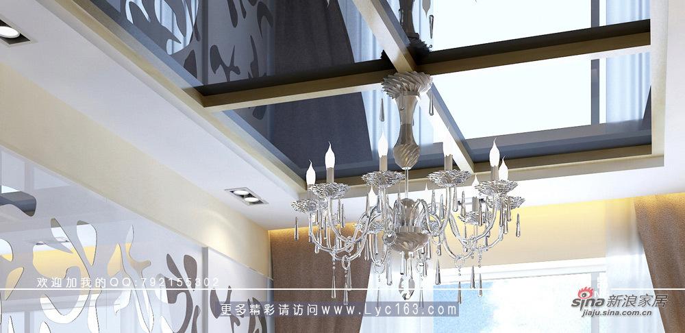 简约 四居 客厅图片来自用户2739081033在空间升华91的分享
